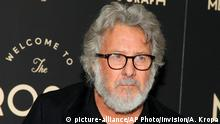 USA Dustin Hoffman Schauspieler in New York (picture-alliance/AP Photo/Invision/A. Kropa)