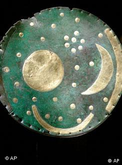 O disco celeste de Nebra