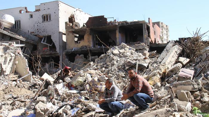 Türkei Die unübersichtliche Lage in Cizre