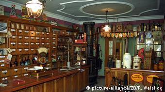 Kaufmannsladen-Museum