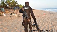Elfenbeinküste nach dem Anschlag