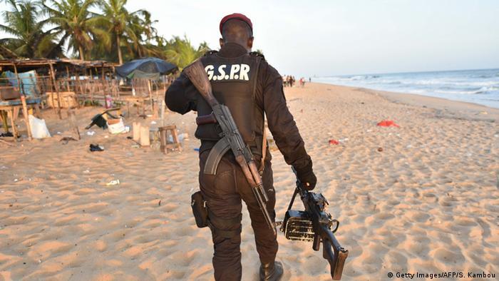 Elfenbeinküste: Leiterin des Goethe-Instituts getötet
