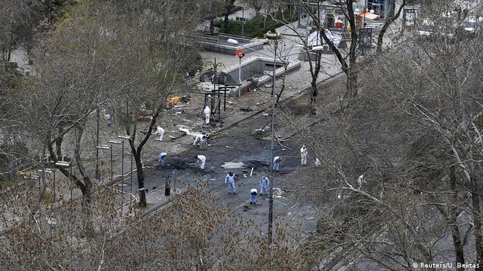 Türkei setzt nach neuem Anschlag von Ankara auf Härte