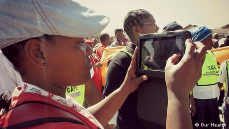 Citizen Journalist Tablet-Computer