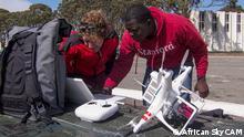 African SkyCAM drone