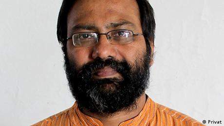 Porträt von Shubhranshu Choudhary