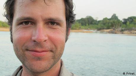Porträt von Gustavo Faleiros