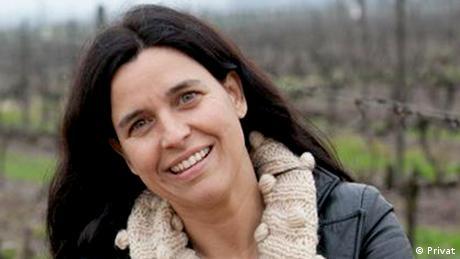 Porträt von Florencia Coelho