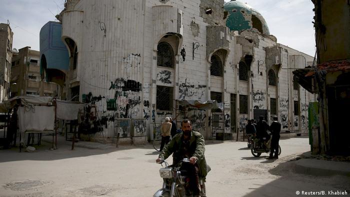 Syrien Alltag in Damaskus