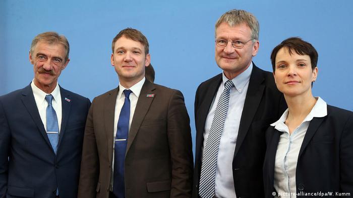 Deutschland AfD zu den Landtagswahlen (Foto: picture-alliance/dpa/W. Kumm)