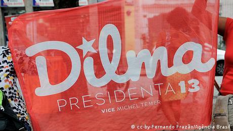 Brasilien Präsidentschaftskampagne von Dilma Rousseff