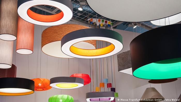 Feria de Iluminación y Construcción Light + Building de Fráncfort del Meno.