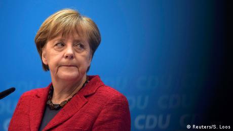 Deutschland Landtagswahlen Angela Merkel