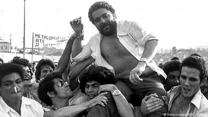 Лула да Силва с соратниками