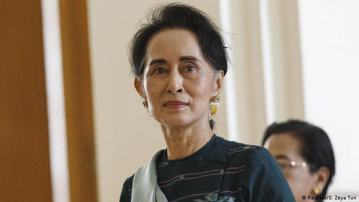 Myanmar Parlament wählt neuen Präsidenten