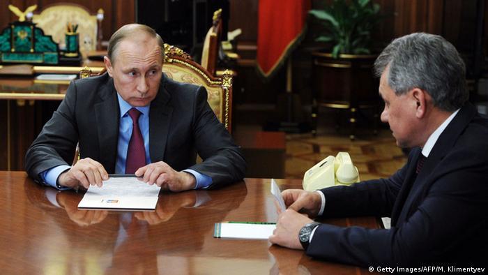 Russland Truppenabzug Syrien Putin