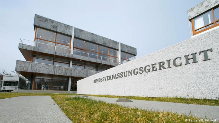 Deutschland Verhandlung Atomausstieg Bundesverfassungsgericht in Karlsruhe (Reuters/R. Orlowski)