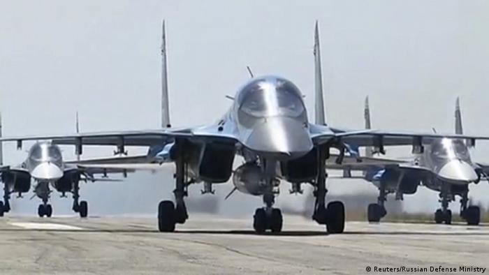 Ruski MIG-ovi u Siriji