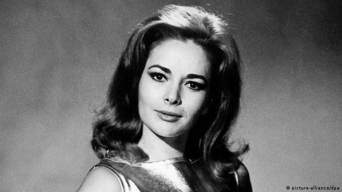 Bond-Girl Karin Dor