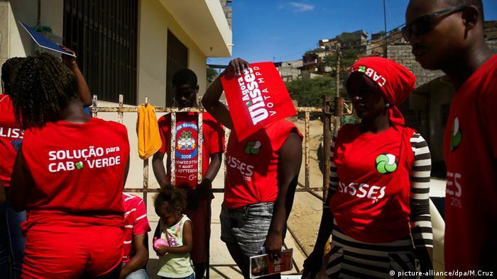 Kapverdische Inseln Wahlen Kapverden