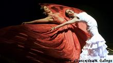 Calderon Theatre Tanzshow Flamenco India