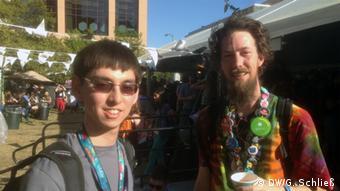 USA Austin Festival SXSW Jody Carter und Jens Petersen