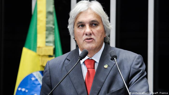 Delcidio do Amaral Brasilien