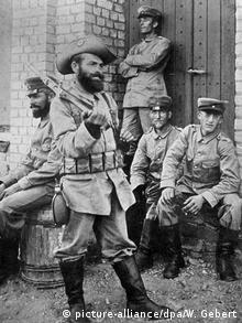 Namibia Genozid deutscher Truppen