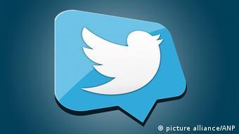 Social Media Twitter Logo Symbolbild