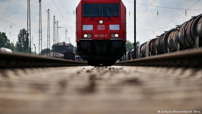 Німецька залізниця Deutsche Bahn є одним із найбільших перевізників у Європі