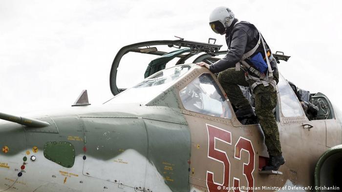Syrien Russland Truppenabzug