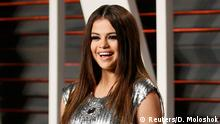 USA Sängerin Selena Gomez