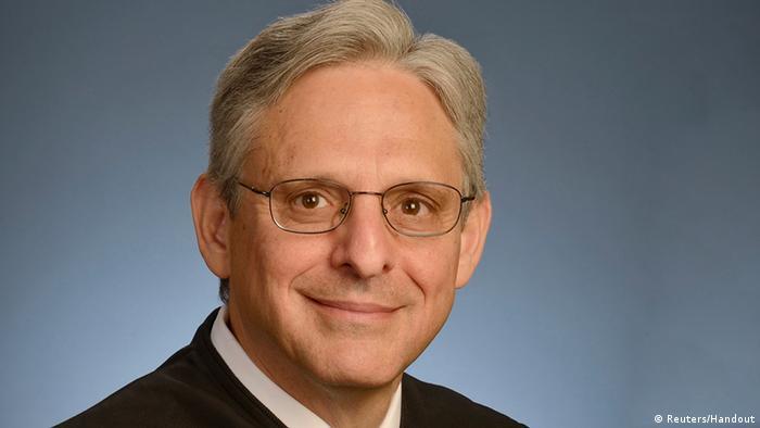 Merrick B. Garland será secretario de Justicia de EE. UU.