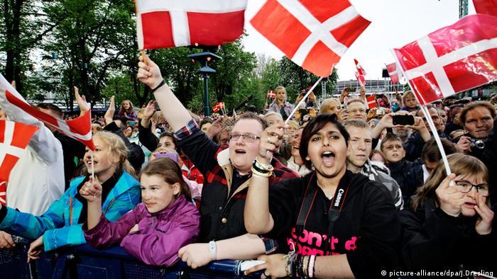 Dänemark glücklichstes Land der Welt (picture-alliance/dpa/J.Dresling)