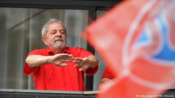 Em carta aberta, Lula pede Justiça