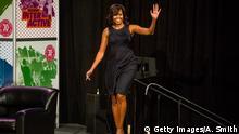 Michelle Obama gewinnt Stars für Charity-Song Bildung für Mädchen