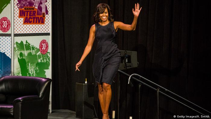 US-First-Lady Michelle Obama (Foto: Getty images)