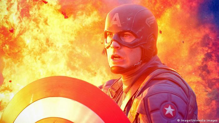 Капитан Америка против Гитлера