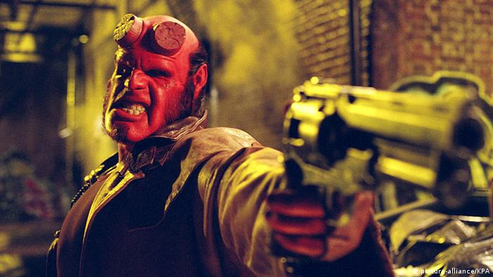 film still Hellboy ((c) picture-alliance / KPA)