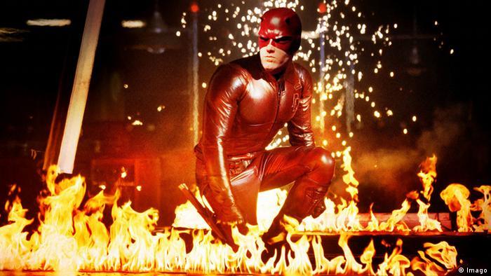 Filmszene Daredevil mit Ben Affleck (Imago)