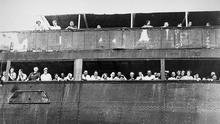 Kuba 1939 Jüdische Flüchtlinge SS St. Louis