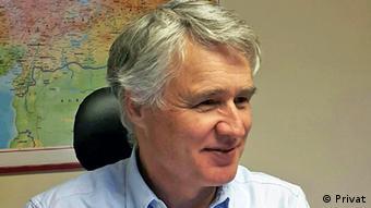 Felix Schmidt Leiter der Friedrich-Ebert-Stiftung in Istanbul