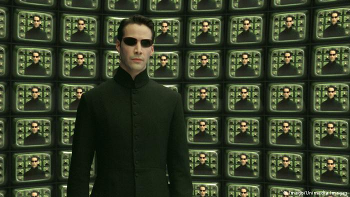Artificial intelligence: The Matrix