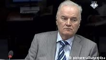 Ratko Mladic Porträt