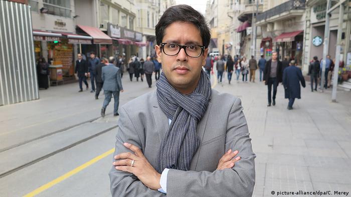 Türkei Journalist Hasnain Kazim in Istanbul
