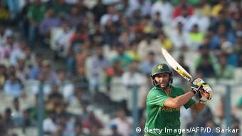 Indien World T20 cricket tournament - Team Pakistan - Shahid Afridi