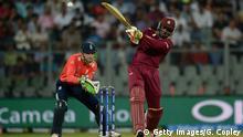 Indien World T20 cricket tournament - Team Westindische Inseln - Chris Gayle