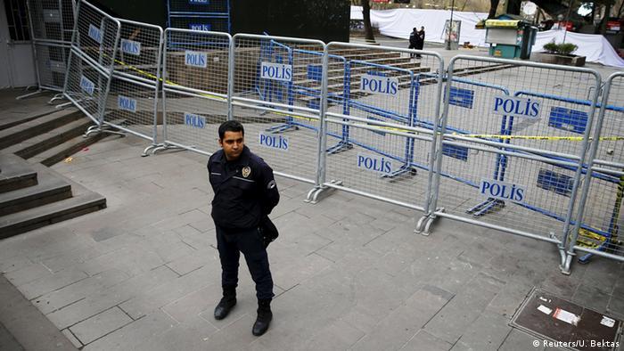 Turquia reforça segurança após atentados