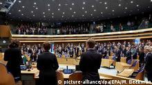 مجلس النواب الهولندي. (الصورة من الأرشيف)