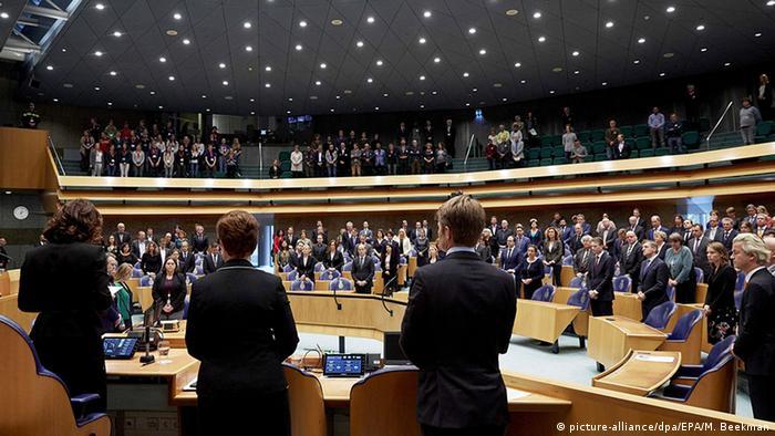 Нидерландский парламент в Гааге